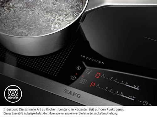 AEG HKM89400X-G Induktion Glaskeramik Kochfeld Kochstelle Induktionszone Auflage - 5