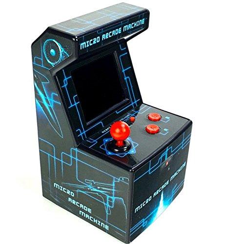 borne-darcade-retro-200-jeux-avec-son-noir-et-bleu