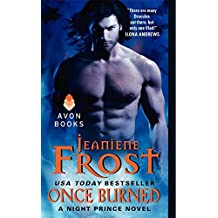 Once Burned: A Night Prince Novel.