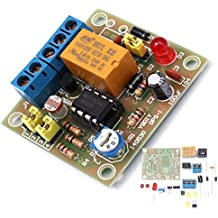 Rishil World DIY Light Operated Switch Kit Light Control Switch Module Board With Photosensitive DC 5-6V
