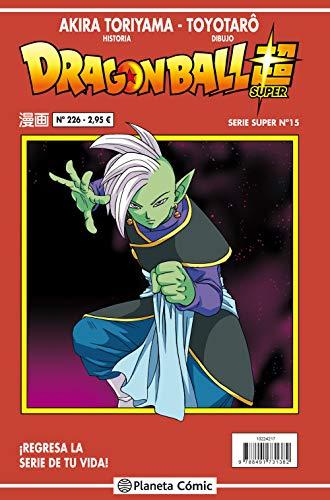 Dragon Ball Serie roja nº 226 (Manga Shonen)