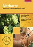 : Bierkarte für Brandenburg und Berlin