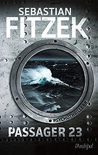 """Résultat de recherche d'images pour """"passager 23 fitzek"""""""