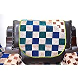 A.P HANDLOOM Sofa Covers,Slipcovers,Reversible Quilted Furniture Protector Fabric Pets Cover,Kids,Children,Dogs(Sofa,Green