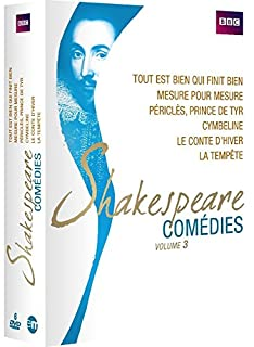 Shakespeare Comédies Vol 3 (B00DM1CGWE) | Amazon price tracker / tracking, Amazon price history charts, Amazon price watches, Amazon price drop alerts