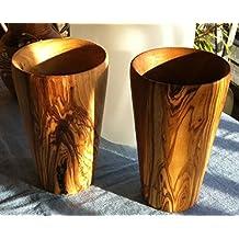Bicchieri in legno for Bicchieri in legno