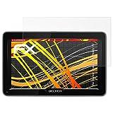 atFoliX Folie für Becker Transit 70/Ready 70 Displayschutzfolie - 3 x FX-Antireflex-HD hochauflösende entspiegelnde Schutzfolie