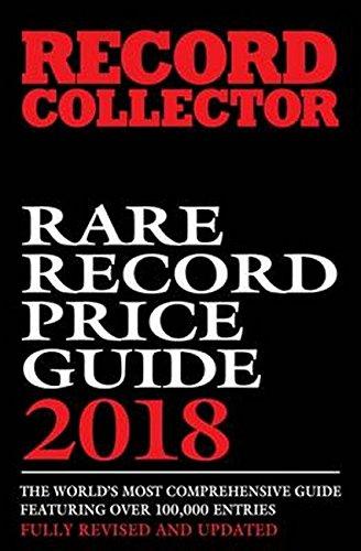 Rare Record Price Guide 2018