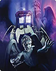 Doctor Who - The Complete Series 3 Steelbook [Blu-ray] [2018]