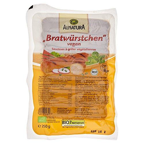 Alnatura Bio Bratwürstchen vegan