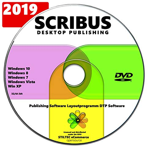 SCRIBUS Desktop Publishing Software Layoutprogramm DTP Software