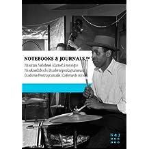Carnet de Musique Notebooks & Journals, Wilson (Jazz Notes Collection) Extra Large: Couverture souple (17.78 x 25.4 cm)(Carnet à musique, Cahier de musique)