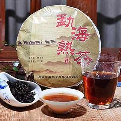 357g (0,787LB) petit thé Tuocha mûr thé Pu'er sept fils Puer cuit thé Pu-erh thé Pu erh thé chinois thé sain thé Puerh thé rouge