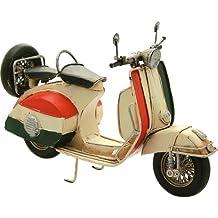 Vespa con diseño de Vespa italiana tamaño 26 cm
