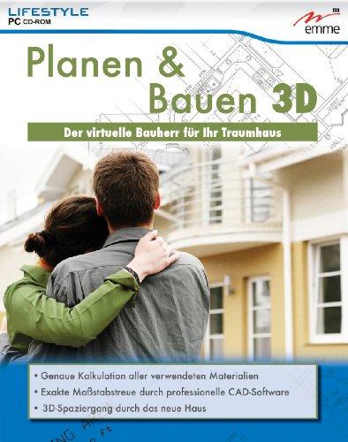 Produktbild Planen & Bauen 3D
