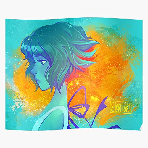Lapis Color Steven Universe Póster regalo Showtime
