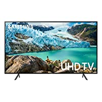 Samsung 55RU7100 55 Inch Flat Smart 4K UHD TV Series 7 (2019) - Black
