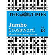 The Times 2 Jumbo Crossword Book 13: 60 world-famous crossword puzzles