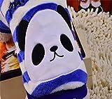 PAWZ Road Hundepullover im PANDA - Design in zwei Farben erhältlich -