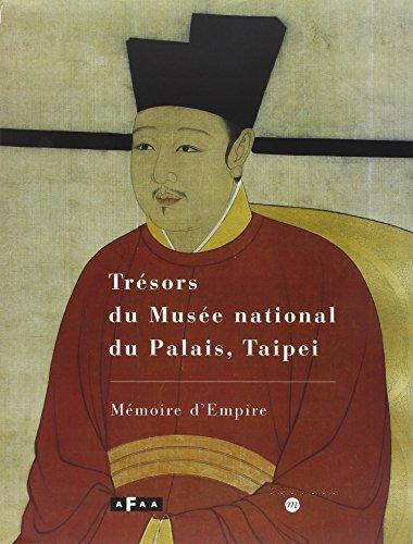 Trésors du Musée national du Palais, Taipei par Collectif