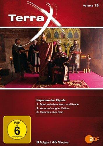 Terra X - Volume 13: Imperium der Päpste (2 DVDs)