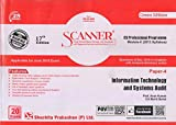 Scanner CS Professional Programme Module-II (2013 Syllabus) Paper-4 Information Technology and Systems Audit