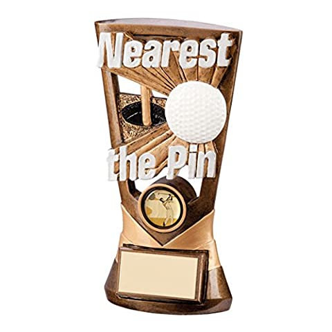 Resin Nearest the Pin Golf Trophy