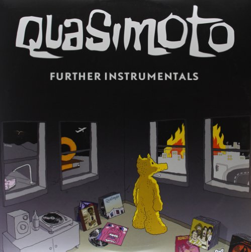 Further Instrumentals [Vinyl LP] - Quasimoto Instrumentals