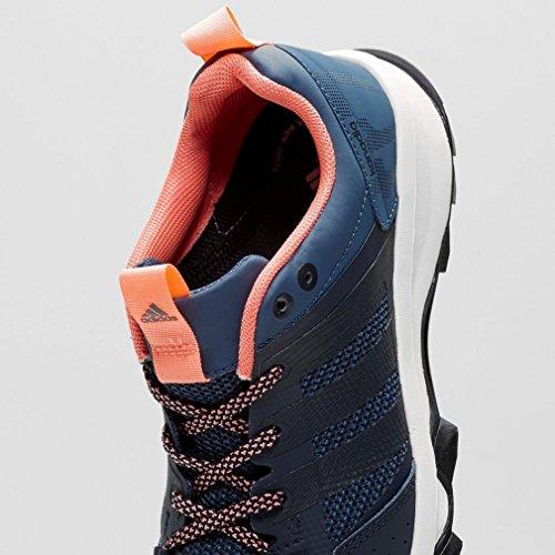adidas Kanadia 7 Tr W, Scarpe da Corsa Donna, Rosa Blu/rosso (Azumin/Maosno/Brisol)