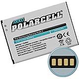 PolarCell EB-B800BE - Batería para Samsung Galaxy Note 3 / III LTE, GT-N9005 / GT-N9000 (3400 mAh/12,9 Wh)