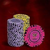 Magideal Worth 5000 Dark Pink Non Negoti...