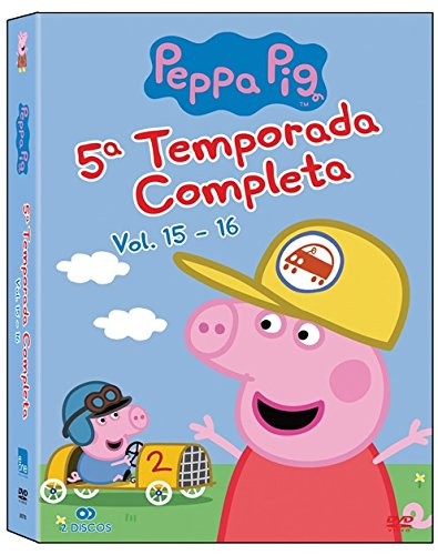 Peppa-Pig-Temporada-5-DVD