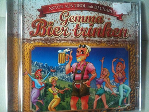 Gemma Bier trinken