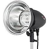 FotoQuantum LightPro Flash FQM-500 Plus (Montura Bowens) con Reflector
