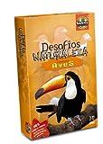 Asmodee - Desafios de la Naturaleza: Aves, juego educativo (311)