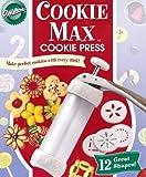 Wilton Cookie Max Cookie Press W 12 Disc...