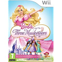 Wii - Barbie: The Three Musketeers