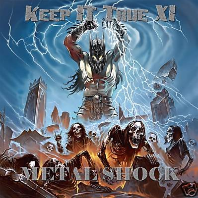 KEEP IT TRUE XI Festival Nov. 2008 - Metal Shock 2LP Vinyl