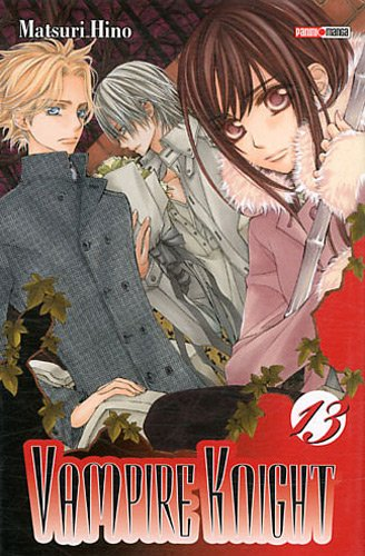 Vampire Knight Edition simple Tome 13