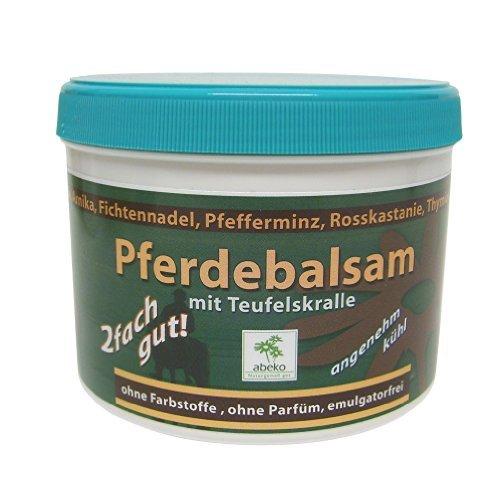 abeko Pferde Balsam mit Teufelskralle 500 ml -