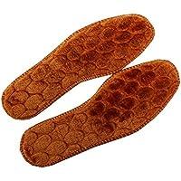 Wolle warme Einlegesohlen, Winter beheizte Schuh-Einlegesohlen, für Männer -5 Paare, A5 preisvergleich bei billige-tabletten.eu
