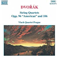 """Dvorak: String Quartet No. 12, """"American"""" / String Quartet No. 13"""