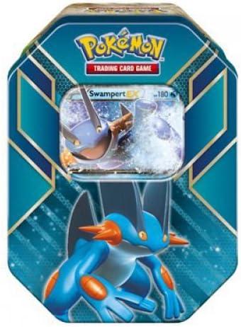 Pokémon - Jeux de Cartes Cartes Cartes - Pokébox - Pokébox Swampert EX (Laggron EX) En Anglais | Produits De Qualité  c32a15