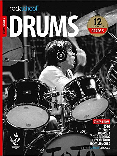 Rockschool Drums Grade 5 (2018) por Various