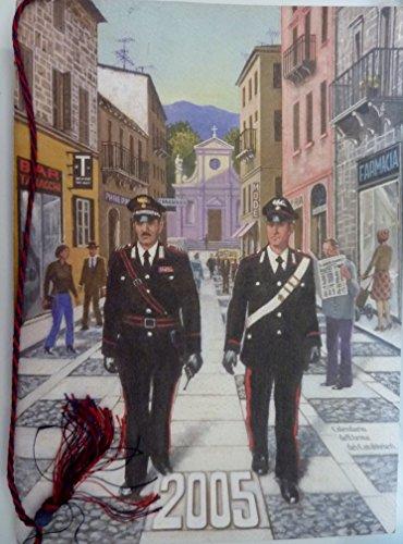 Calendario dell'Arma dei Carabinieri 2005