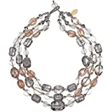 Lola Rose Jenny Multi Strand Necklace of 48cm