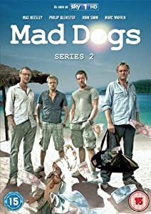 Mad Dogs - Series 2 [DVD]