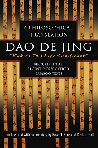 DAO de Jing: A Philosophical Translation por Roger Ames
