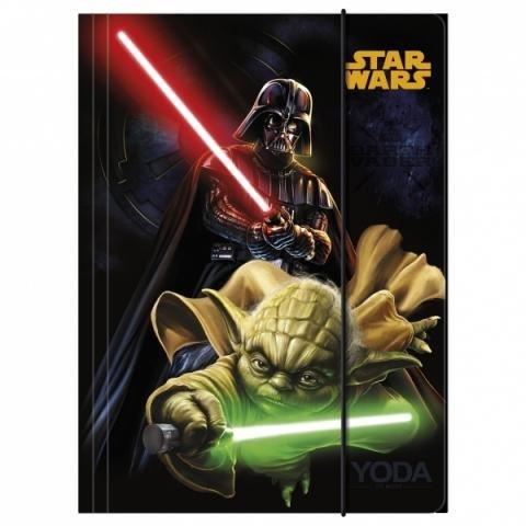 Pochette Chemise à élastique et à rabats Star Wars Format A4