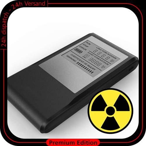 Radon Gas Messgerät Meter Detektor Datalogger Radioaktivität Keller Haus RN1 -